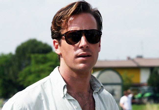 Armie Hammer Shaved His Head In An Instagram Video, And People Are Freaking Out