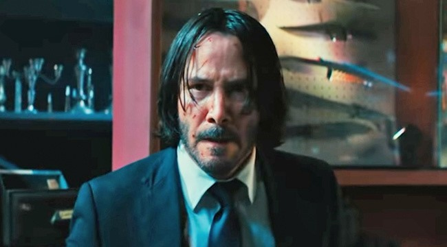 The New 'John Wick: Chapter 3 — Parabellum' Trailer Corners The Antihero And Asks An Important Puppy Question