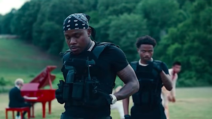 DaBaby And Roddy Ricch's 'Rockstar' Video Is A Zombie Invasion