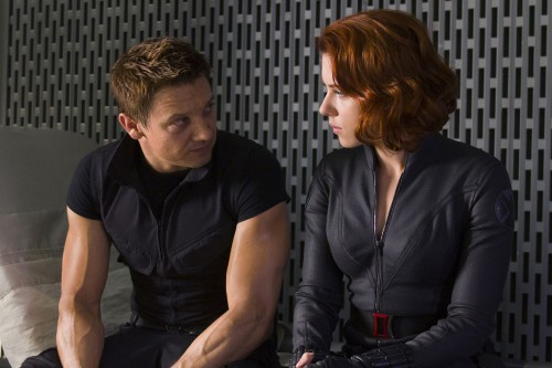 Jeremy Renner Is Still Hoping For A Black Widow (And Hawkeye) Solo Film