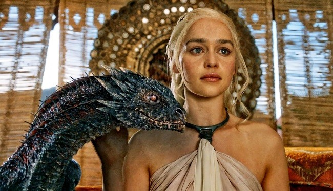 George R.R. Martin Shares Details On His New 'Game Of Thrones' Story