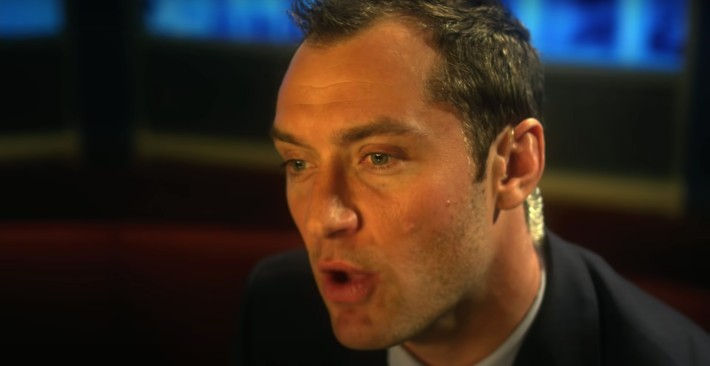 Jude Law: 'Contagion' Experts Warned A Real-Life Pandemic Would Happen