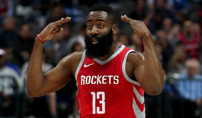 James Harden Became The First Player In NBA History To Record A 60-Point Triple-Double