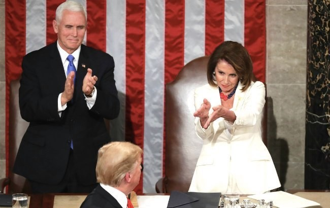 Bad Lip Reading Returns To Shine More Light On Nancy Pelosi's Pity Clap At The State Of The Union