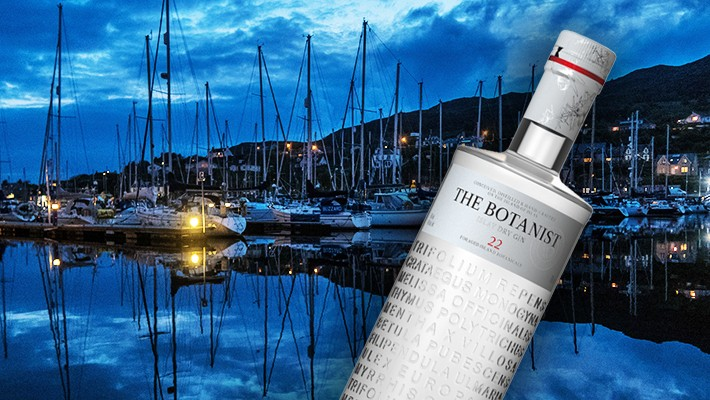 Tasting Notes From Award-Winning, Wild Foraged The Botanist Islay Gin