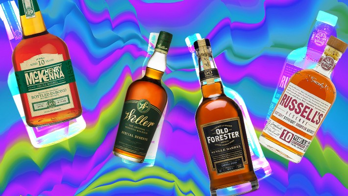 The 10 Best Bourbons To Drink Straight For Under $50