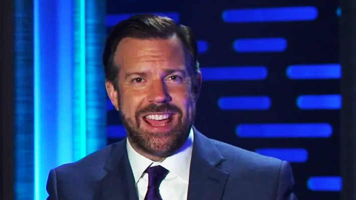 Jason Sudeikis On 'Tournament Of Laughs' And Punching Baby Yoda