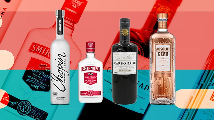 The Best Bottles of Vodka At Every Price Point From $10 To $100