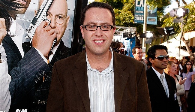 Jared Fogle's Wife Is Filing For Divorce In The Wake Of His Child Pornography Case