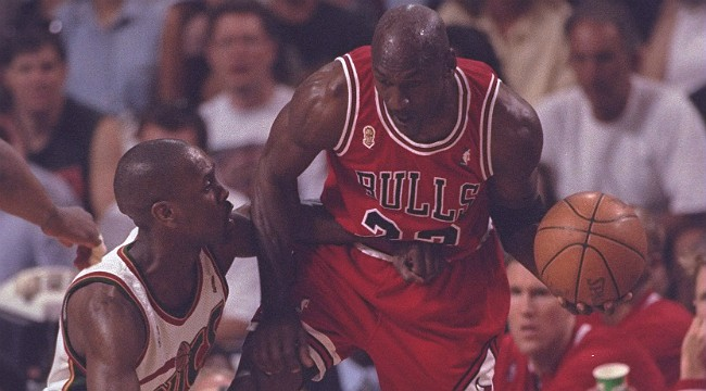 Gary Payton Reminisced On How Michael Jordan Welcomed Him To The NBA With Brutal Trash Talk