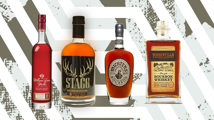 The 8 Best Bourbons Of The Year, According To The 2021 'Whisky Bible'