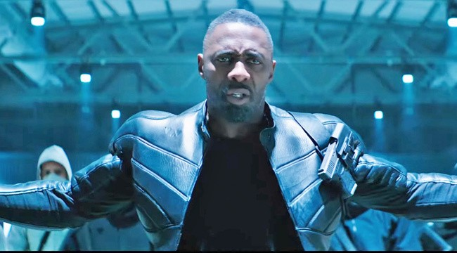 Idris Elba Makes His 'Black Superman' Debut In The Adrenaline-Fueled New 'Hobbs And Shaw' Trailer