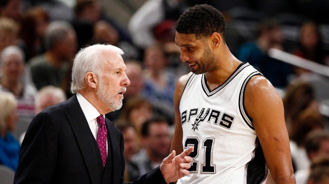 Tim Duncan Will Be Gregg Popovich's Newest Assistant Coach With The Spurs
