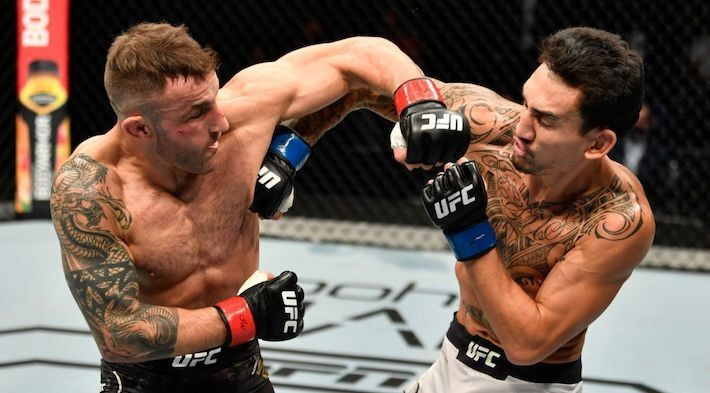 Alexander Volkanovski Stunned Max Holloway Via Decision At UFC 251