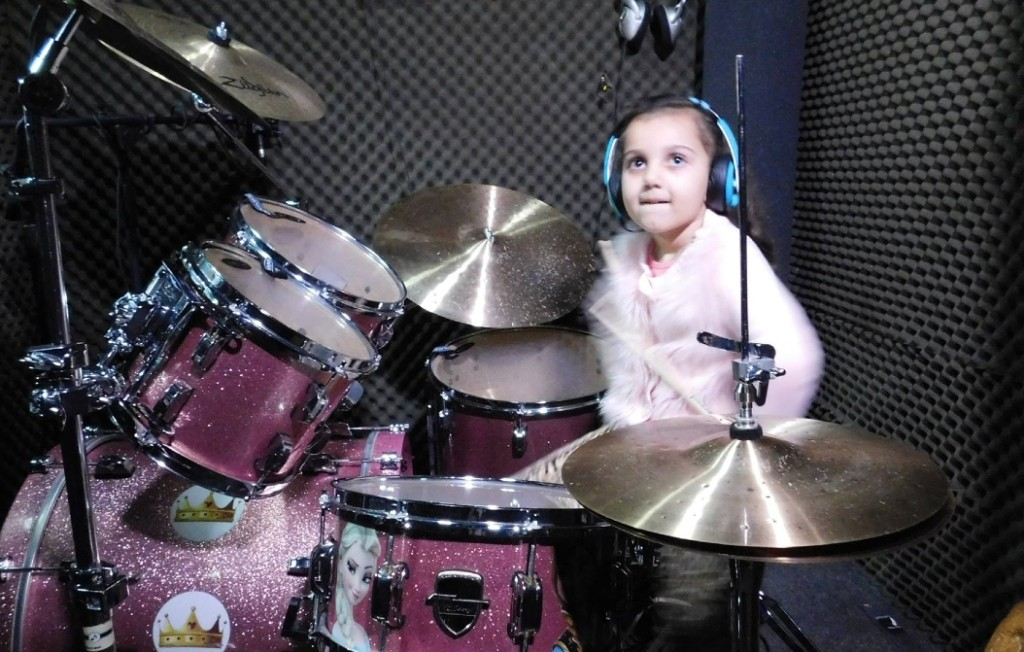 Meet The 6-Year-Old Drummer Whose System Of A Down Cover Is Taking Over The Internet