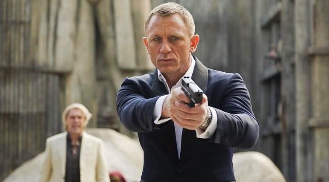 'Bond 25' Finally Has An Official Title
