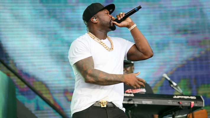 50 Cent Reported For Bullying Instagram: 'Time To Take A Break'