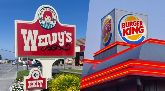 Wendy's And Burger King Are Beefing On Twitter And The Internet Loves It