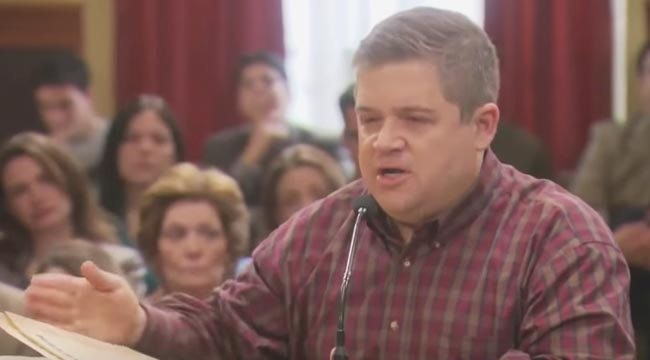 The Release Of 'Infinity War' Makes Patton Oswalt's 'Parks And Rec' 'Star Wars' Filibuster More Relevant Than Ever