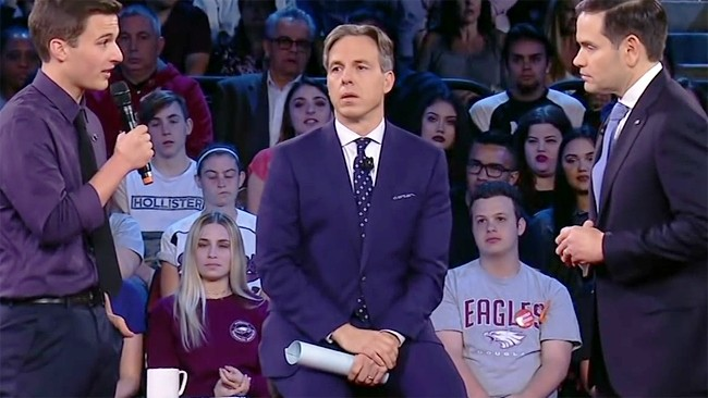 Jake Tapper Responds To The Criticism Against CNN's Florida Town Hall: 'This Is So Dishonest'