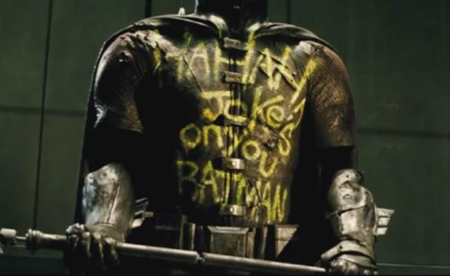 Some 'Batman V Superman' Concept Art Gives Us Another Grim Detail About Robin