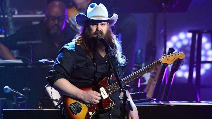 Chris Stapleton's Lively 'Arkansas' Evokes Classic Rock Anthems