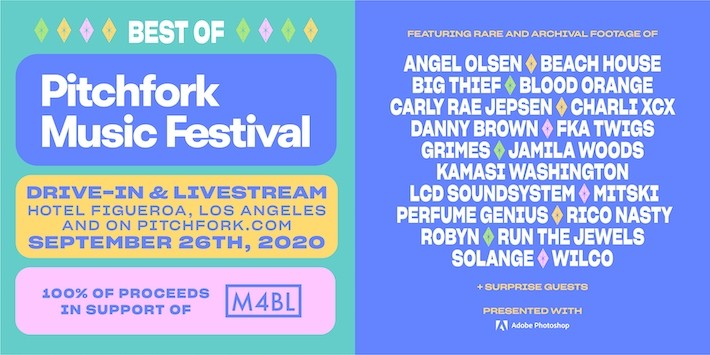 Watch The Best Pitchfork Music Festival Performances Via Livestream