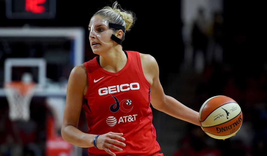 Elena Delle Donne Was 'In Agony' Prior To Offseason Back Surgery