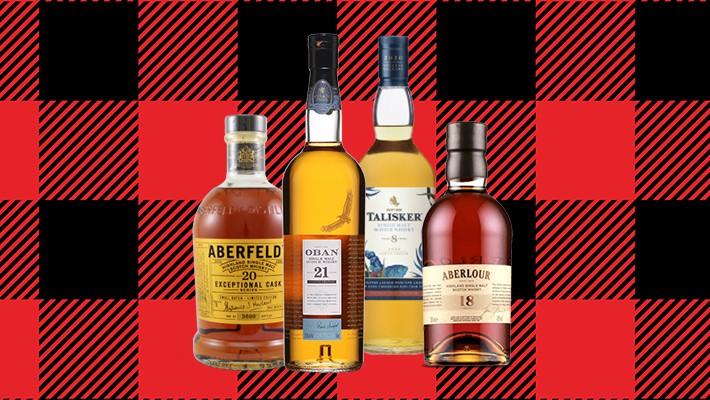 Blind Whisky Taste-Test: 4 Mid-Shelf Scotches Vs. 4 Expensive Bottles