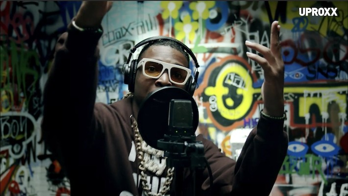 Lil Keed Gives A Slippery Performance Of 'Fox 5' For 'UPROXX Sessions'