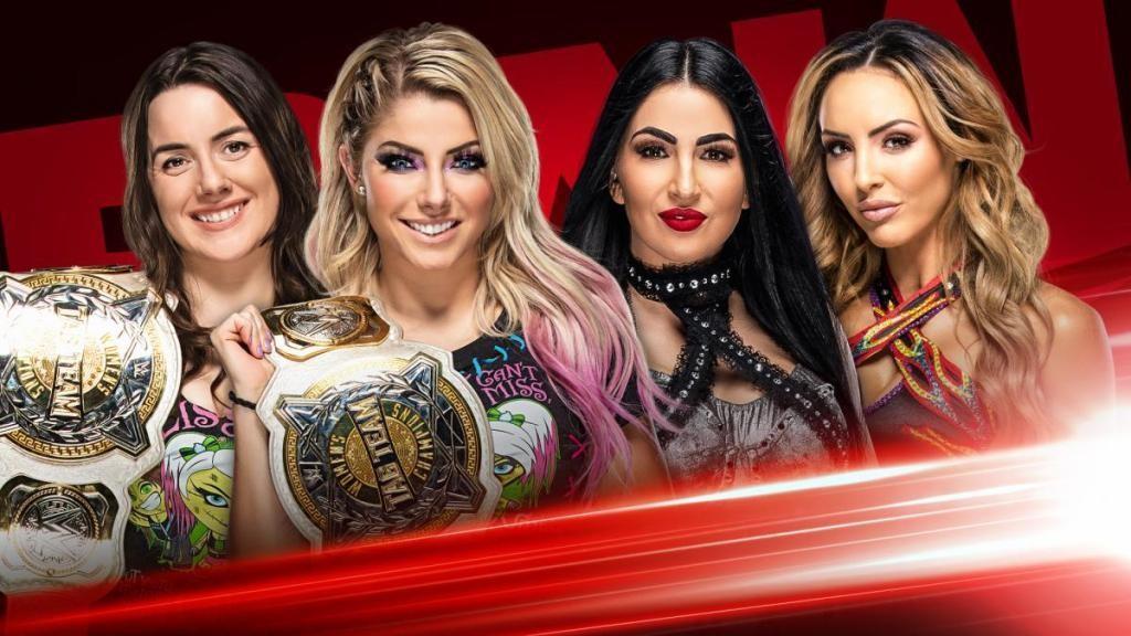 WWE Raw Open Discussion Thread: IIconics Vs. Bliss Cross Applesauce