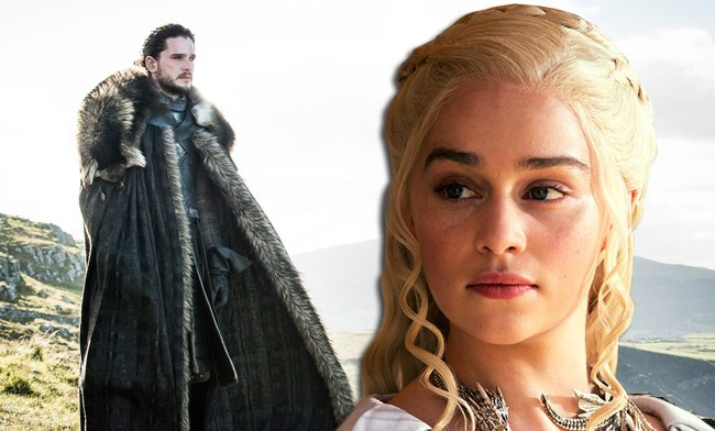 Kit Harington Hints At Jon Snow's True, Sexy Feelings Towards Dany After The Latest 'Game Of Thrones'