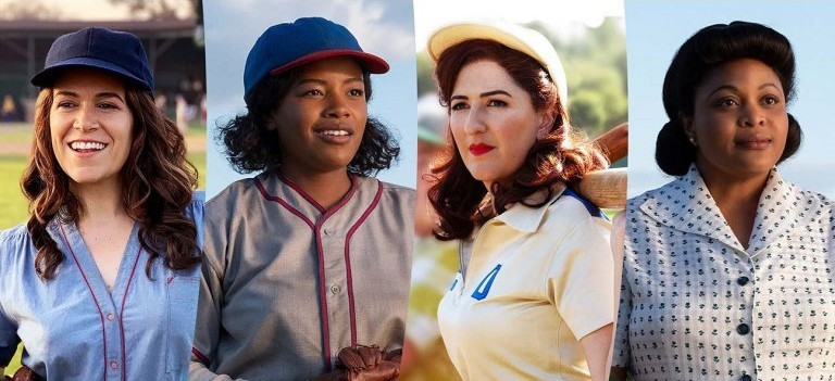 An 'A League Of Their Own' Reboot Is On The Way From Amazon