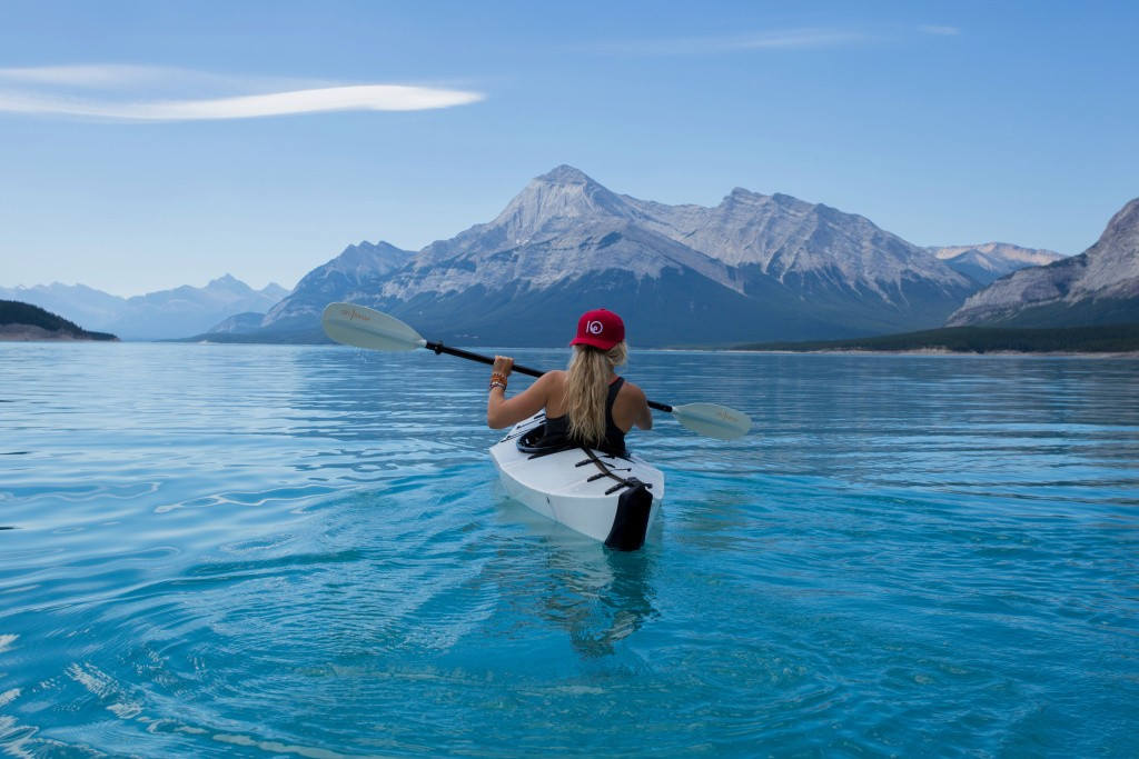 Finish Summer Strong By Kayaking Down Canada's Best Waterways