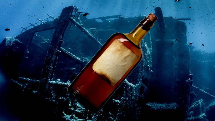 Whisky From A Shipwreck Is Expected To Fetch Thousands At Auction