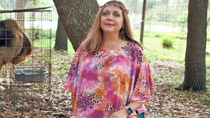 Carole Baskin Is Making Thousands On Cameo But One Topic Is Off Limits