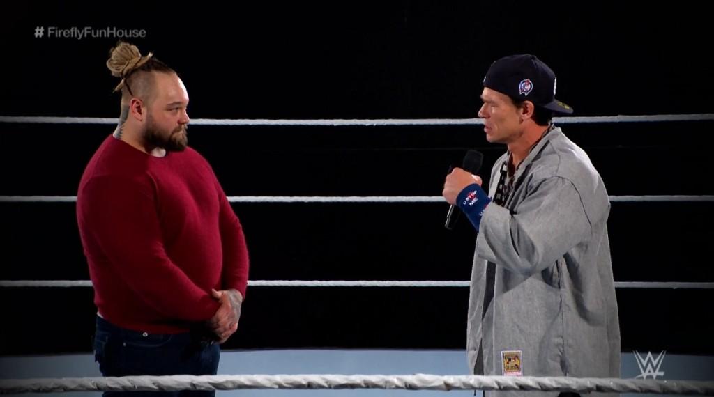 John Cena's Firefly Funhouse Match At WrestleMania 36 Was Even Wilder