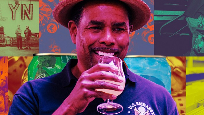Legendary Brewer Garrett Oliver Talks About Getting BIPOC Into Brewing