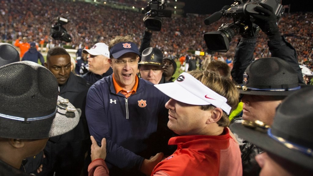 3 early storylines for No. 7 Auburn at No. 4 Georgia