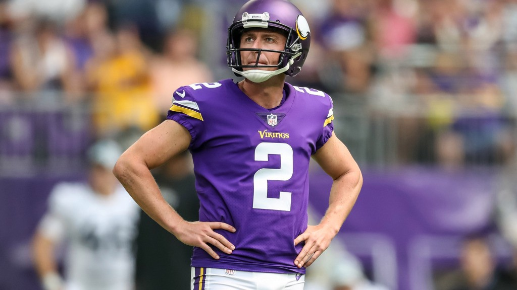 7 things to know about new Rams kicker Kai Forbath