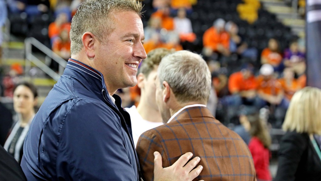 Kirk Herbstreit names his College Football Playoff contenders