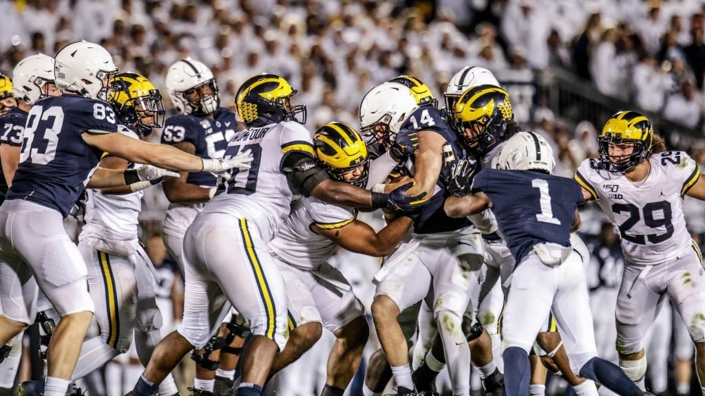 3 keys to the Wolverines defeating PSU