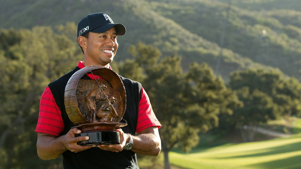 In pictures: Why does Tiger Woods keep coming back to Sherwood Country Club? It's gorgeous.