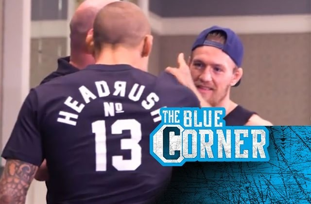 'You ain't sh*t, boy': Before UFC 257, watch Conor McGregor and Dustin Poirier face off in 2014