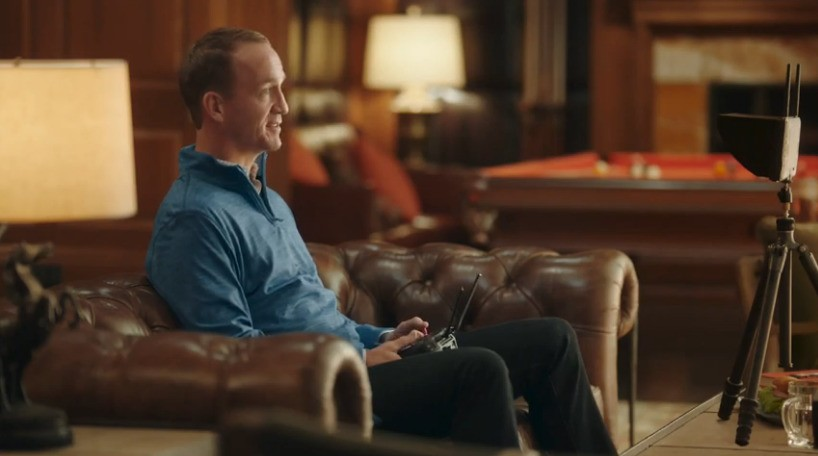 Peyton Manning stars in funny new Tide commercial