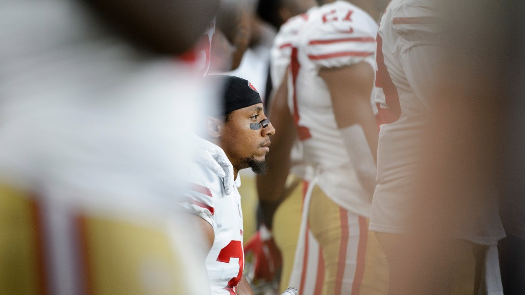 Treatment of Eric Reid at the confidential NFL meeting speaks volumes