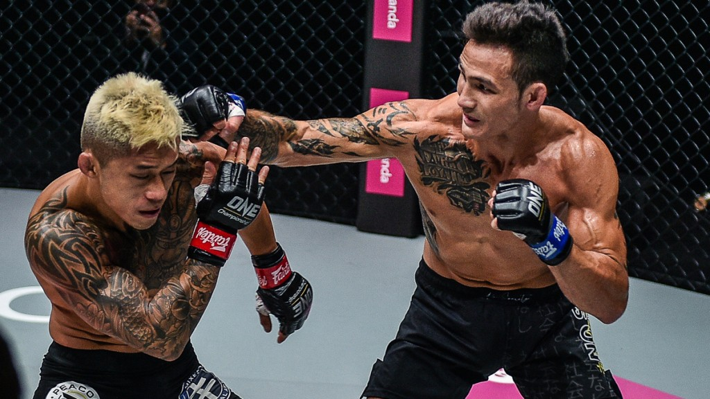 ONE Championship 118: Thanh Le goes toe-to-toe, knocks out Martin Nguyen to win featherweight title