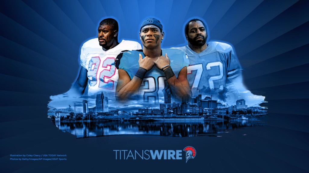 Homegrown Legends: Tennessee's greatest products come home as virtual Titans