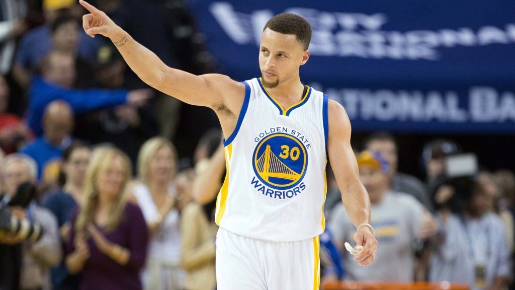 The NBA made the ultimate mixtape for the Warriors' 73-win season
