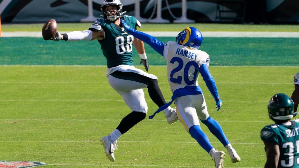 Jalen Ramsey's quiet day vs. Eagles is a sign of his dominance